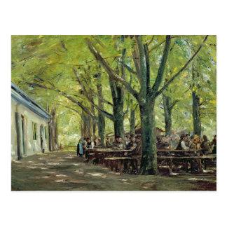 Une brasserie de pays, Brannenburg, Bavière, 1894 Carte Postale