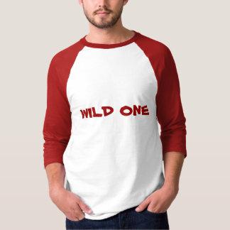 Une chemise sauvage d'enterrement de vie de jeune t-shirt