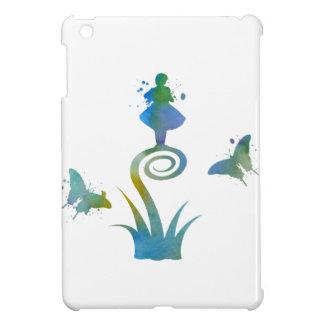 Une fée coques pour iPad mini