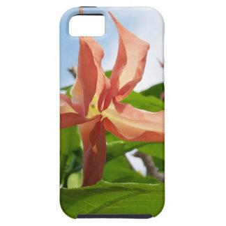 Une fleur coques iPhone 5 Case-Mate