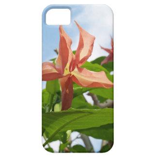 Une fleur iPhone 5 case