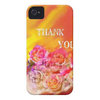 Une main complètement des mercis tend vers vous coques Case-Mate iPhone 4