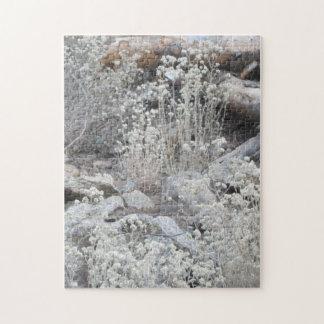 Une nuance plus blanche d'automne -- puzzle