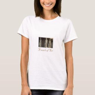 Une oeuvre d'art t-shirt
