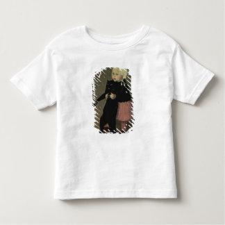Une petite fille avec un chat, 1889 t-shirt pour les tous petits