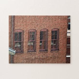 Une salle avec une vue puzzle