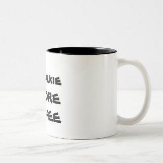 Une tasse de café pour les buveurs sérieux de café