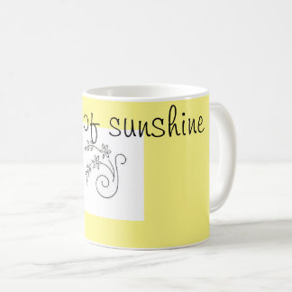 Une tasse de soleil