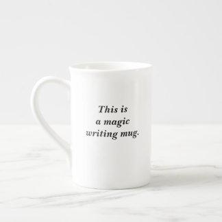 Une tasse pour des auteurs