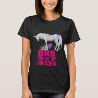 *Unicorn de BasisT-shirt van Vrouwen T Shirt