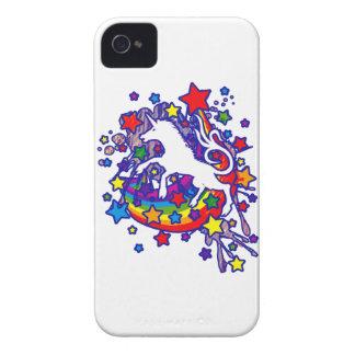 Unicorn_Gallop Étuis iPhone 4