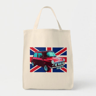 Union Jack mini Tote Bag