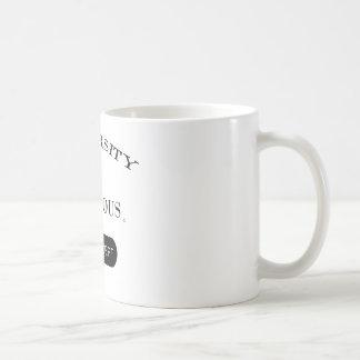 Université de fabuleux (service de drame) mug
