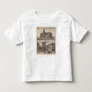 Université de Garfield, le Kansas T-shirt Pour Les Tous Petits