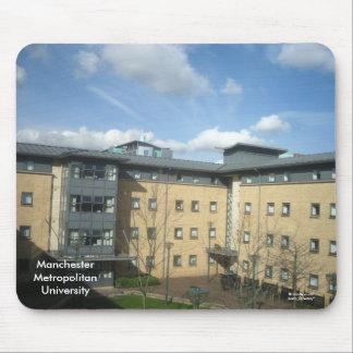 Université métropolitaine Mousepad de Manchester Tapis De Souris