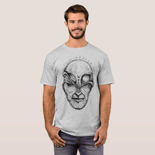 UnZip The Alien. T-shirt
