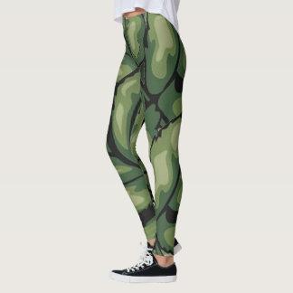 Usage actif Legging de conception de femmes