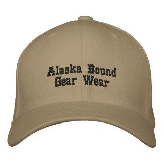 Usage attaché de vitesse de l'Alaska Casquette Brodée