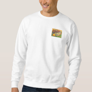Usage heureux de village sweatshirt