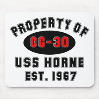 USS Horne Tapis De Souris