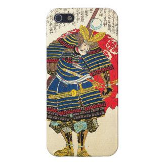 Utagawakuniyoshi van Gidayû Takatoshi van Horimoto iPhone 5 Covers