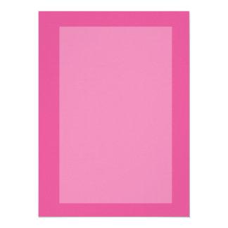 Utilisation de MODÈLE des nuances do-it-yourself Carton D'invitation 13,97 Cm X 19,05 Cm