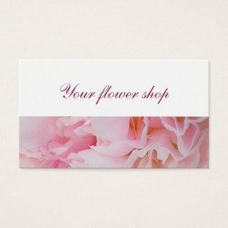 Uw bloemwinkel visitekaartjes