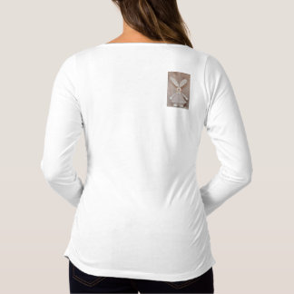 Uw T-shirt van het Sleeve van het Moederschap van