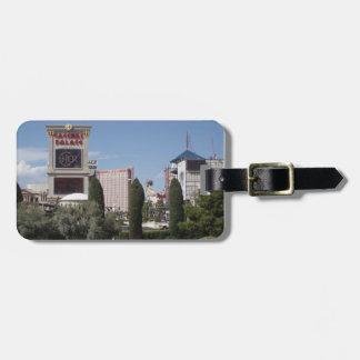 Vacances de Las Vegas Étiquettes Bagages