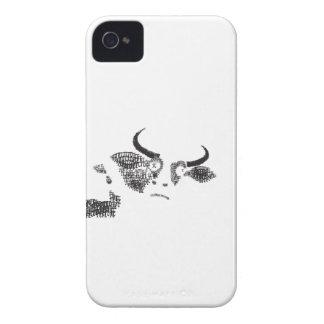 vache pi coques iPhone 4 Case-Mate