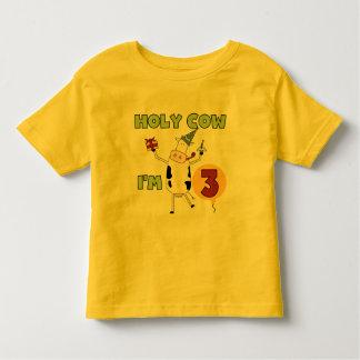 Vache sainte je suis 3 T-shirts et cadeaux