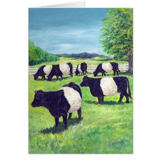 Vaches à biscuit d'Oreo ! Carte