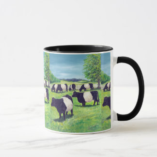 Vaches à biscuit d'Oreo ! Mug
