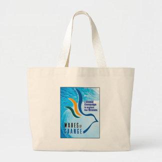 Vagues du sac de plage de changement - customisé