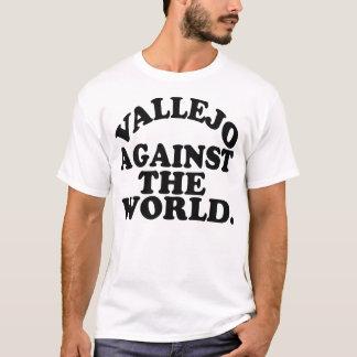 Vallejo contre le monde -- T-shirt