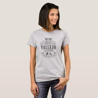 Vallejo, la Californie 150th Anniv. T-shirt