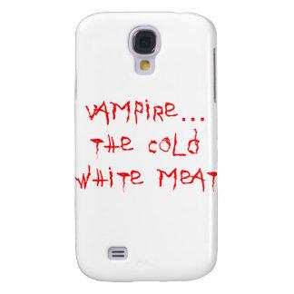 Vampire la viande blanche froide coque galaxy s4