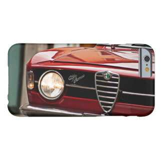 van alpha- scalino vintage auto romeoGT sprinr Barely There iPhone 6 Hoesje