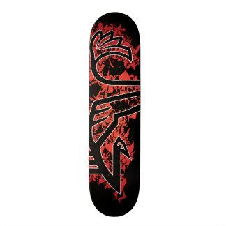 Van board Flame Plateaux De Skate