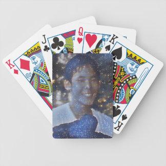 van de de droomjongen van Daniel de kaartruimte Bicycle Speelkaarten