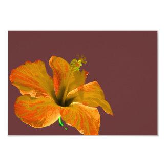Van de gast De Kleuren van de Herfst van de Kaart 8,9x12,7 Uitnodiging Kaart