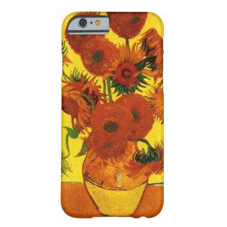 Van Gogh 15 Zonnebloemen Barely There iPhone 6 Hoesje