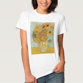 Van Gogh Paintings: Van Gogh Sunflowers Shirts
