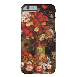 Van Gogh Poppies, Pioenen en Chrysanten Barely There iPhone 6 Hoesje