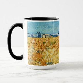 Van Gogh ; Récolte en Provence Mug