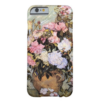 Van Gogh Roses Barely There iPhone 6 Hoesje