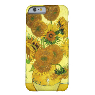 Van Gogh Sunflowers iPhone 6 geval Barely There iPhone 6 Case
