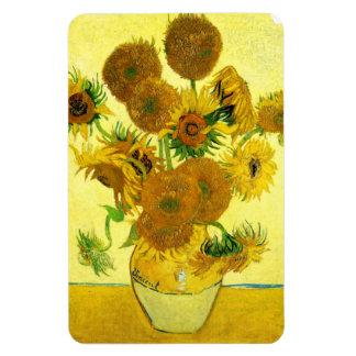 Van Gogh Sunflowers Magneet