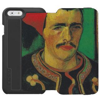 Van Gogh |The Zouave| 1888 Coque-portefeuille iPhone 6 Incipio Watson™