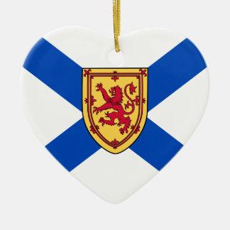 Van Nova Scotia (Historische 3 door Verhouding 4) Ornament